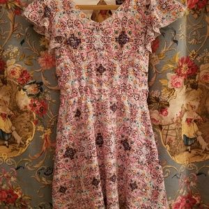 Three Pink Hearts girls dress size 10